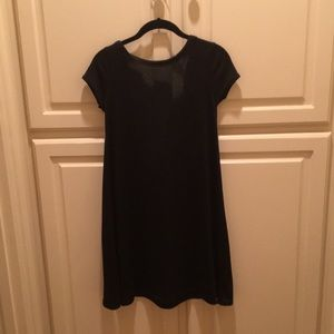 NWT Boohoo USA Black Dress